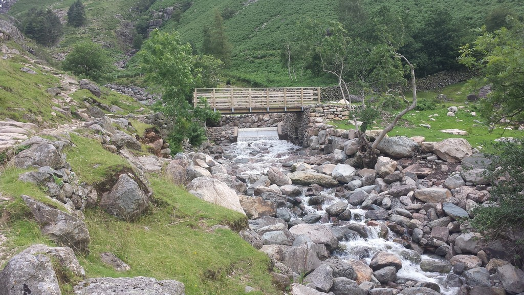 Stickle Ghyll Hydro electric scheme Intake.jpg